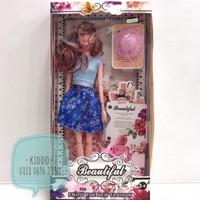 Mainan anak perempuan - barbie vacation - WS