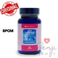 BPOM Wellness Joint Formula 30 Kapsul Suplemen Tulang Sendi