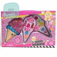 Mainan make up anak 2 susun ice cream - mainan merias untuk anak -WHS2