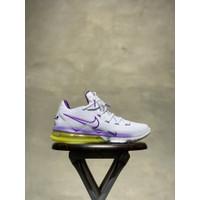 Nike LeBron XVII 17 Low Lakers BNIB Original Authentic