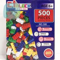 Lego Classic - Block lego isi 500 pcs - G
