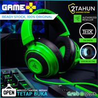 Razer Kraken Tournament Edition - Green Wired Gaming Headset with USB