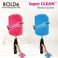 Kemoceng Electric Putar Otomats | Bolde Super Clean Duster | FREE BATE