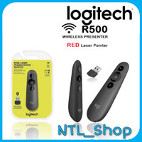 LOGITECH R500 RED LASER POINTER WIRELESS