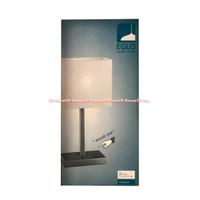 Eglo Pueblo Lampu Meja Kotak Lampu Tidur Dengan Fitur Sentuh minimalis
