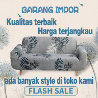 Cover Sofa1/2/3/4 Seater Sofa Sarung Anti-Selip Sofa Cover dekorasi ka