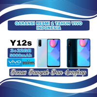vivo y12s 3/32gb - GLACIER BLUE