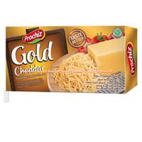 Prochiz Gold Cheddar Processed Chedar Cheese 170gr Keju Cheese