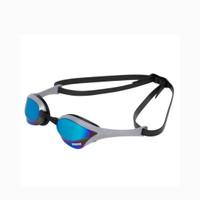 Kacamata Renang Arena Cobra Ultra Swipe Silver Blue Mirror