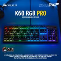 Corsair K60 RGB PRO - Mechanical Gaming Keyboard