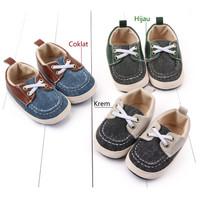 Sepatu Bayi Anak / Prewalkers Bayi Anak Motif Cool Dan Keren