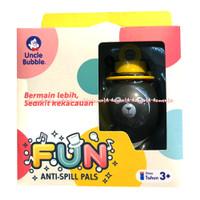 Uncle Bubble Fun Anti Spill Pall Mainan Bubble Air Untuk Anak 60ml