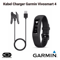 Kabel USB Charger GARMIN VIVOSMART 4 Smart Watch Charging