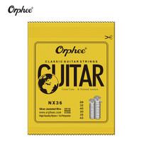 Orphee NX36 28-43 Senar Gitar Klasik Nylon Normal Tension