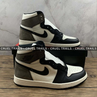 NIKE Air Jordan 1 Retro High OG Dark Mocha PK Quality 1:1 - AJ1 - AJ I