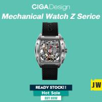 CIGA Design Mechanical Watch Z Series Automatic Mechanical Jam Tangan