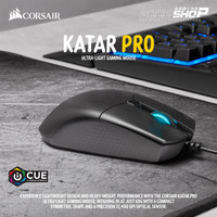 Corsair KATAR Pro Wired- Gaming Mouse
