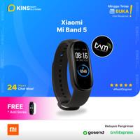 Xiaomi Mi Band 5 Original - Miband 5 Smart band Amoled Original