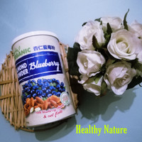 Earth Living Almond Milk Powder Bluberry 500gr