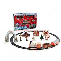 Noelle Christmas Classic Train 190cm Kereta Api Klasik Natal Sinterkla