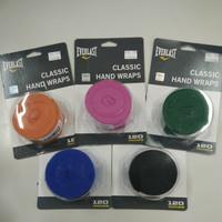 handwrap hand wrap bandage mma tinju boxing everlast 120 inch 120 ori