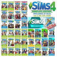 The Sims 4 Complete Edition - DVD