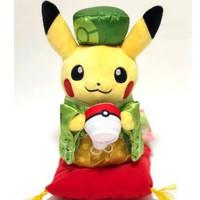 Rare Boneka Pikachu Pokemon Center Kyoto 2019 Limited Edition