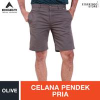 Eiger 1989 Bedrock Shorts - Olive