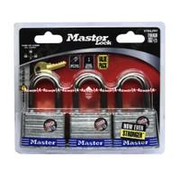 Master Lock Touch Fire Padlock 3Pcs Gembok Tahan Api 38mm