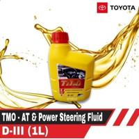 Oli Power Steering Fluid TMO PSF ATF D-III DIII D3 Luxio