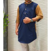 gamis / koko / Muslim pria / Fashion Muslim / Pakaian Muslim Pria /