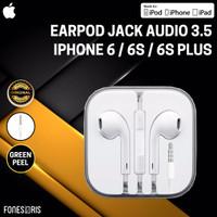 Earpods Jack iPhone Handsfree Headset Earphone Original