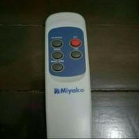 Remote Kipas Angin Miyako ORIGINAL