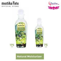Natural Moisturizer Mustika Ratu Minyak Zaitun Ori Bpom - 75ml