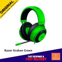 RAZER KRAKEN Multi-Platform Green Wired Gaming Headset Garansi Resmi