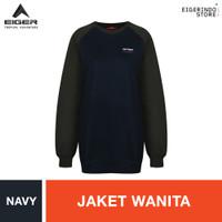 Eiger 1989 Moanda Sweater - Navy