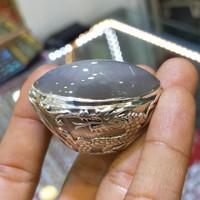 cincin batu pandan merah super 100%asli ,,barang lawas
