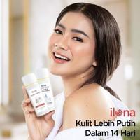 Ilona Hand and Body Lotion Putih Permanen dalam sekejap - Lotion Paket