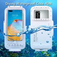 Puluz Diving Waterproof Case 45 Meter Underwater Huawei P40