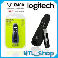 LOGITECH R400 RED LASER POINTER WIRELESS