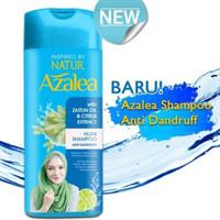 Natur Azalea with Zaitun Oil & Citrus Extract Hijab Shampoo