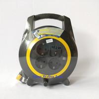 Yunior Kabel Roll Turbo 4 Lubang 15 Meter - LY117