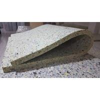 Matras Busa Padat Keras Rebonded Foam Rebondit D50 tebal 5 cm lembaran