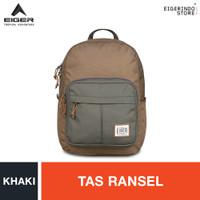 Eiger 1989 Caravel Base Backpack - Khaki