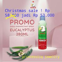 Cap Lang Eagle Aroma Natural Eucalyptus 280ml