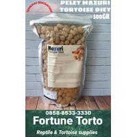 MAZURI TORTOISE DIET 500gr PELET TORTO SULCATA PARDALIS ALDABRA ISTAR