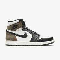 Nike Air Jordan 1 Retro High OG Dark Mocha Sail Black ORIGINAL BNIB