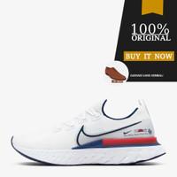 CW7597-100 Sepatu Running Nike React Infinity Run Flyknit - White