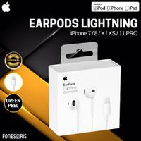 Earpods Lightning iPhone Handsfree Headset Earphone Original