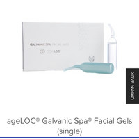 galvanic spa facial gel